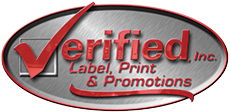 Verified Label, Print & Promotions