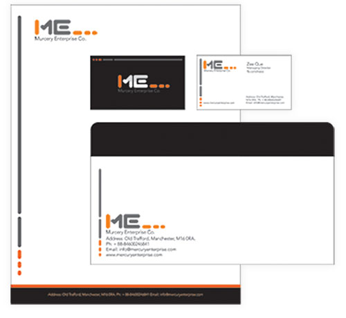 business stationary